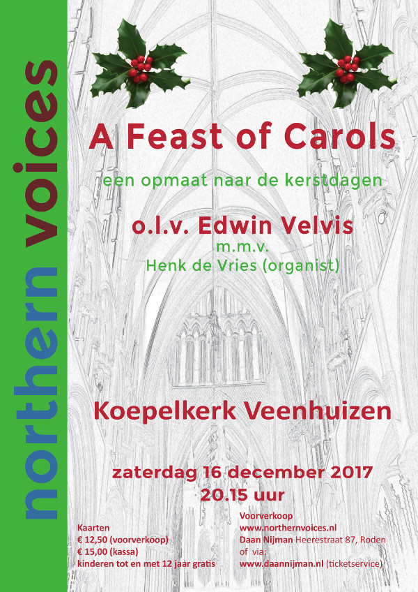 A Feast of Carols - Northern Voices